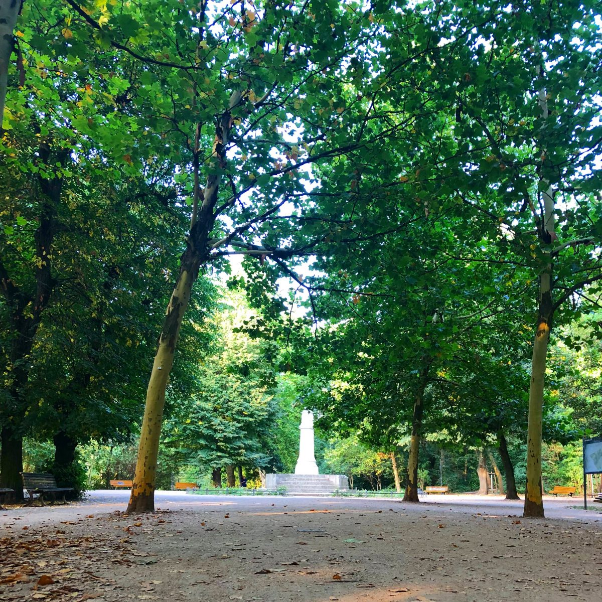 Morning Run, Volkspark Friedrichshain | berlinmittemom.com