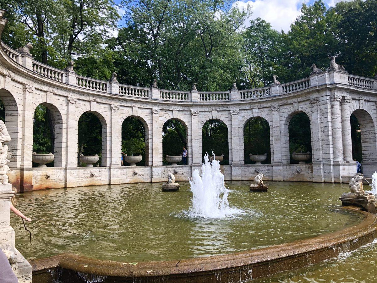 Märchenbrunnen, Volkspark Friedrichshain | berlinmittemom.com
