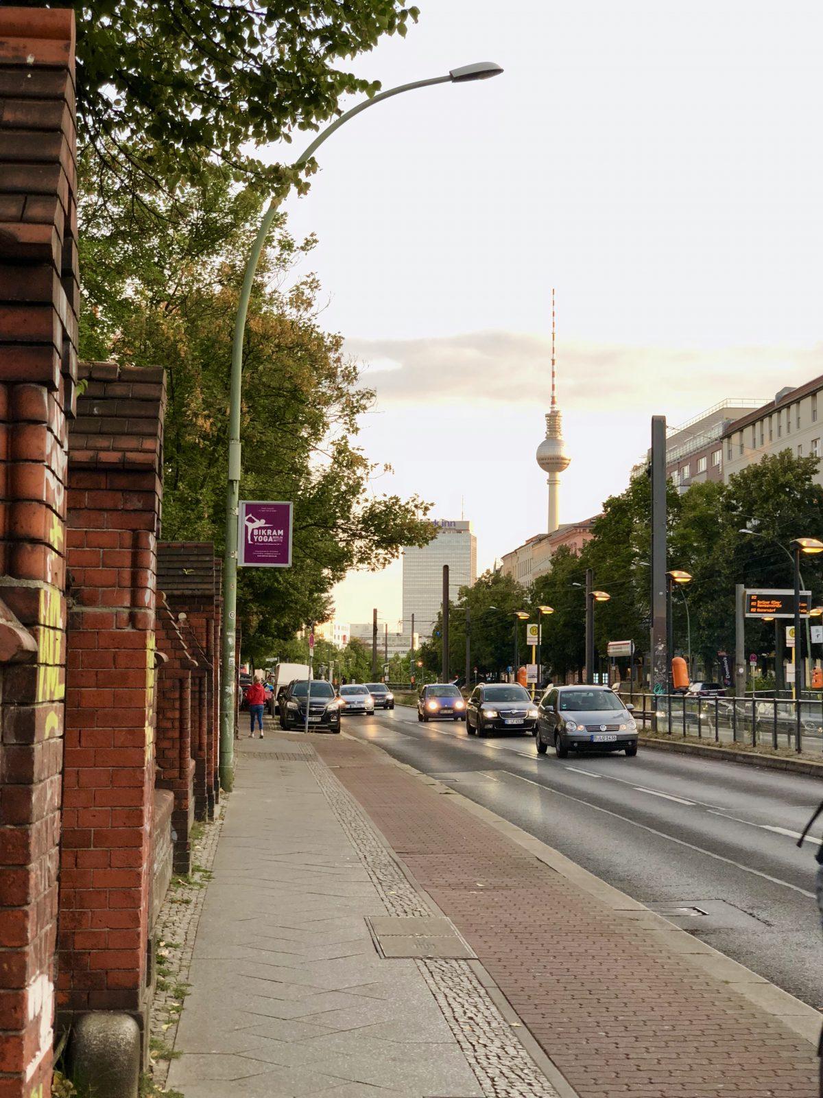 Abendspaziergang durch Berlin | berlinmittemom.com