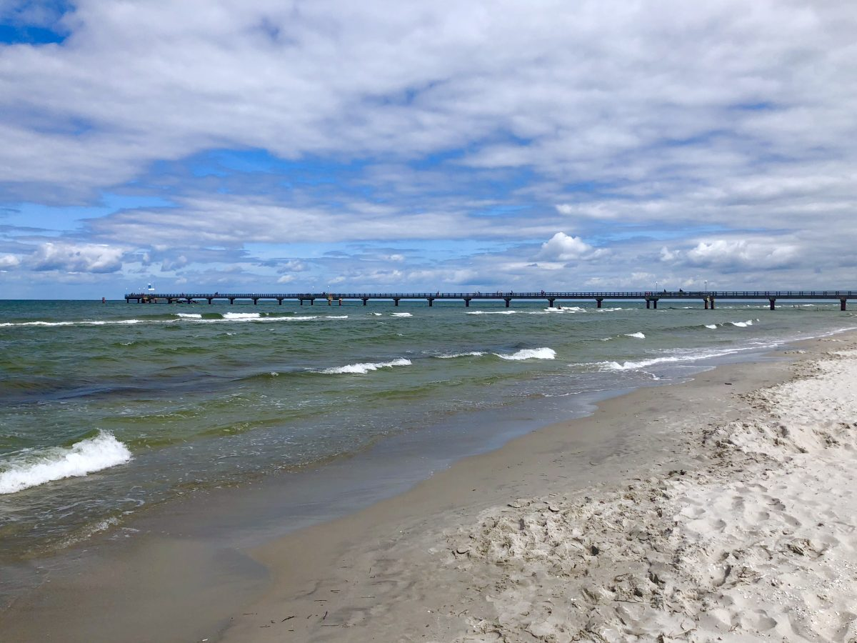 Seebrücke Prerow | berlinmittemom.com