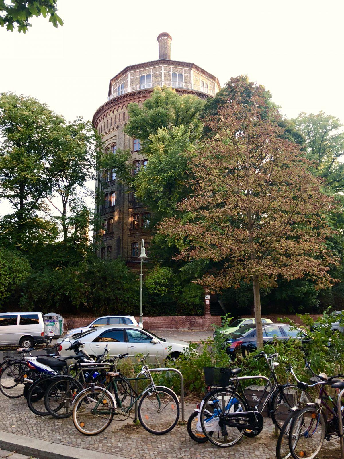 Wasserturm, Prenzlauer Berg | berlinmittemom.com