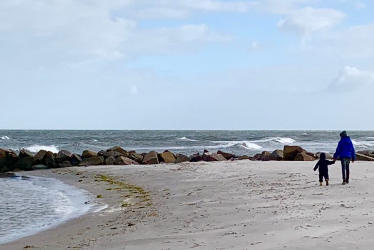 Schönberger Strand im Oktober   berlinmittemom.com