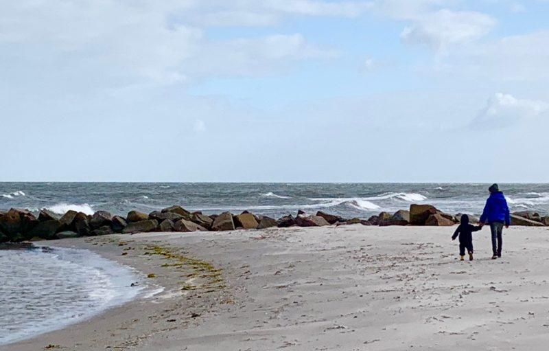 Schönberger Strand im Oktober | berlinmittemom.com