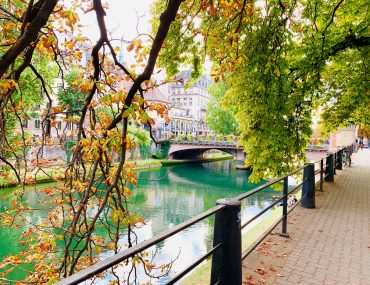 Herbsttag in Straßburg | berlinmittemom.com