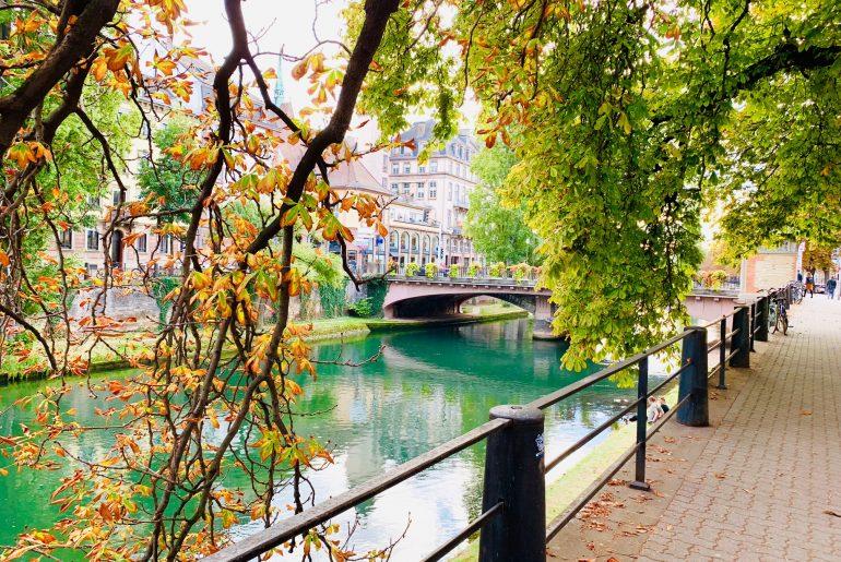 Herbsttag in Straßburg   berlinmittemom.com