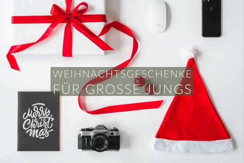 Geschenke Zu Weihnachten.15 Geschenketipps Zu Weihnachten Geschenke Fur Jungen