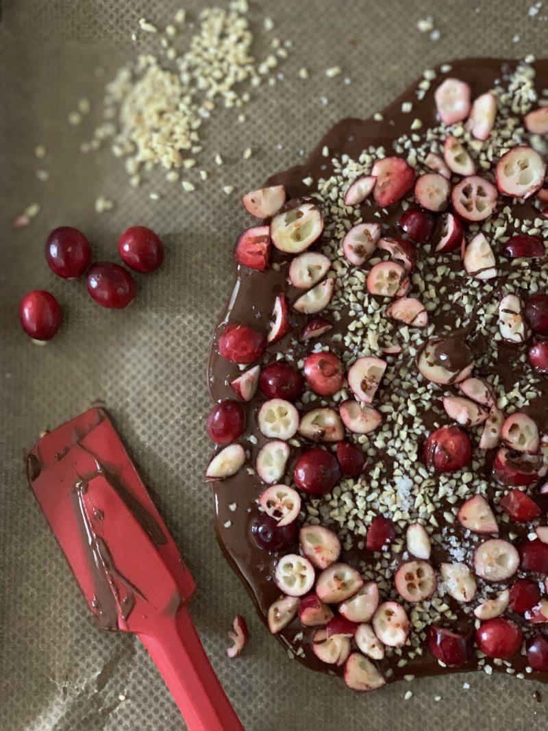 Cranberry Schoko Cookies | berlinmittemom.com