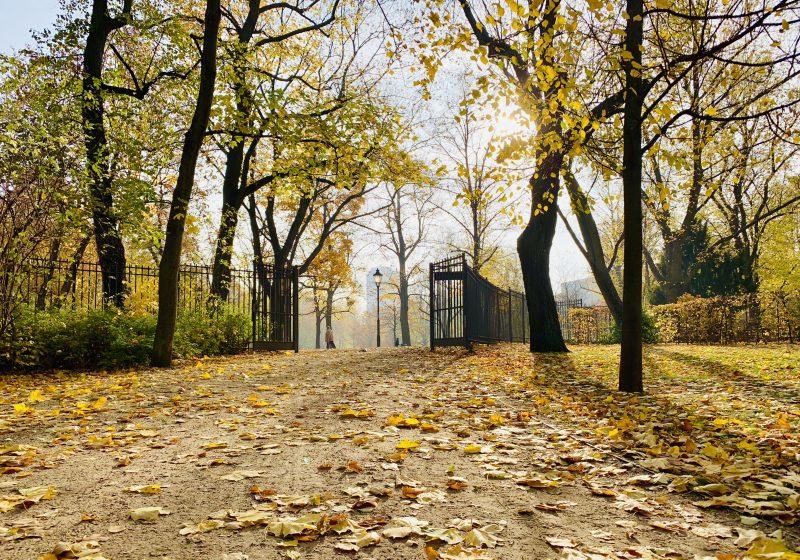Märchenbrunnen im Herbst | berlinmittemomm.com