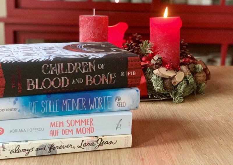 Zu Weihnachten.Es Ist Kein Weihnachten Ohne Ein Buch Bücher Für Teenager Zu