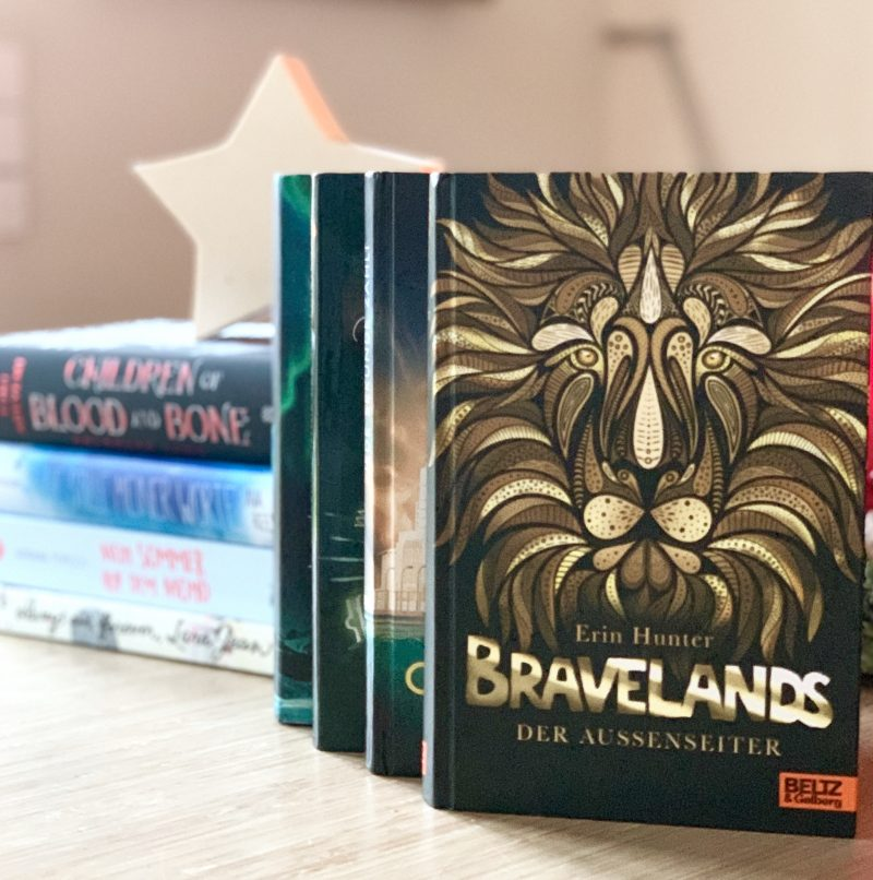 Buchtipp: Bravelands | berlinmittemom.com
