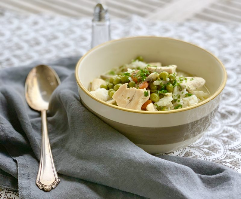 Rezept für Hühnerfrikassee | berlinmittemom.com