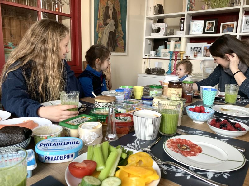 Frühstück mit Freunden |berlinmittemom.com