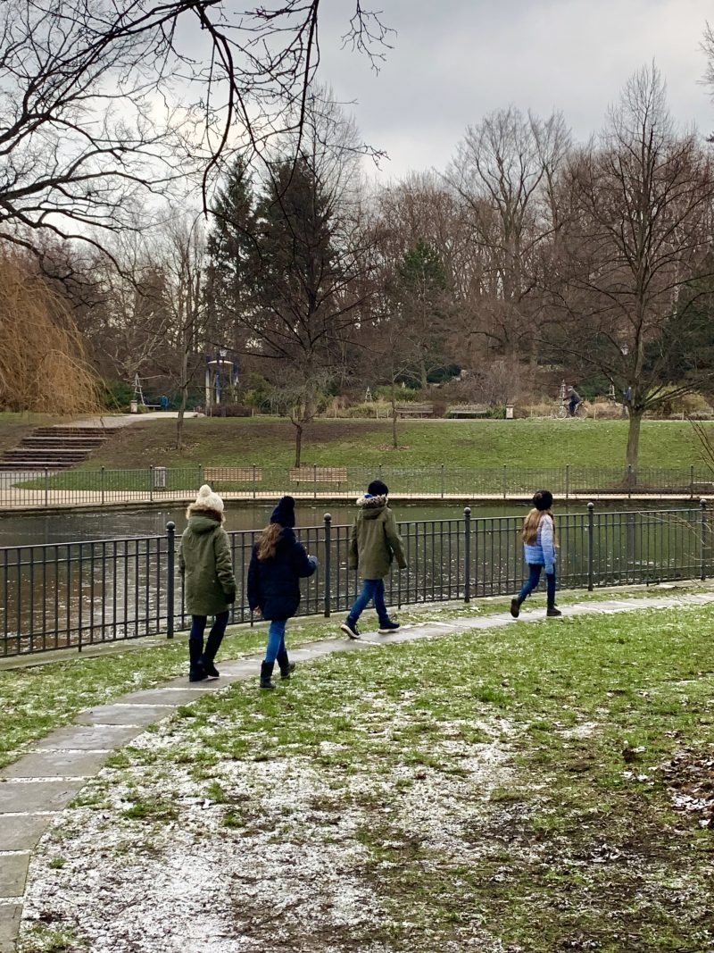 Spaziergang im Januar | berlinmittemom.com