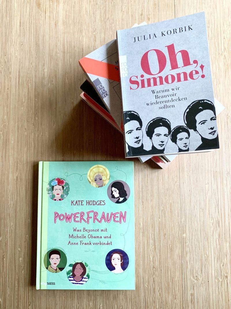 Powerfrauen: feministische Buchtipps | berlinmittemom.com