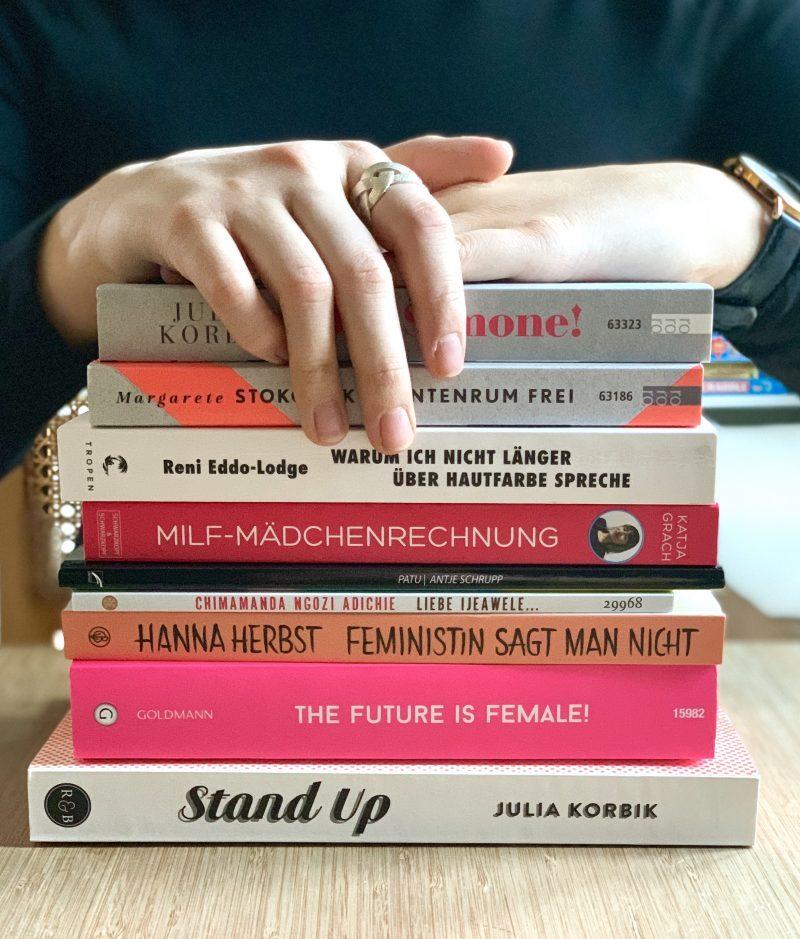 Feministische Buchtipps für alle | berlinmittemom.com