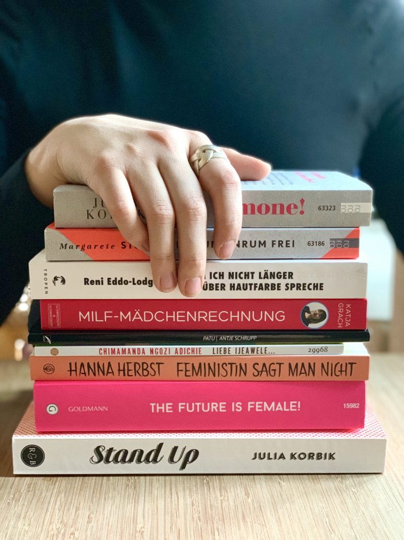 Lesenswerte Bücher über Feminismus | berlinmittemom.com