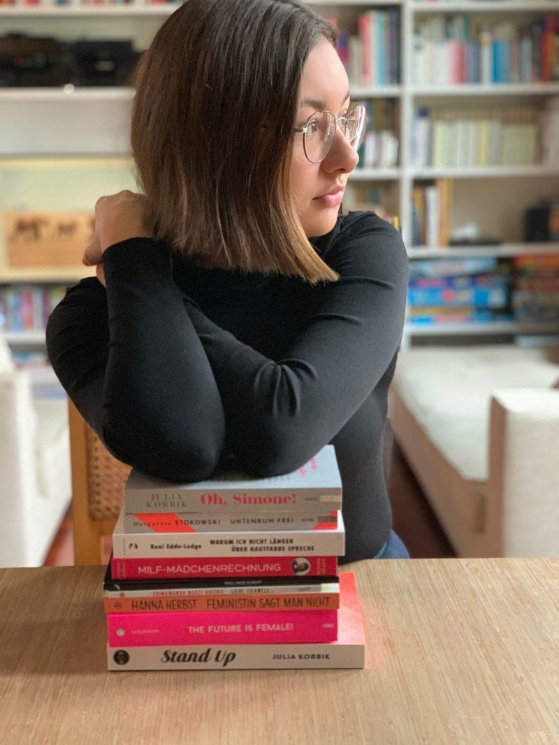 Feministische Bücher für alle | berlinmittemom.com
