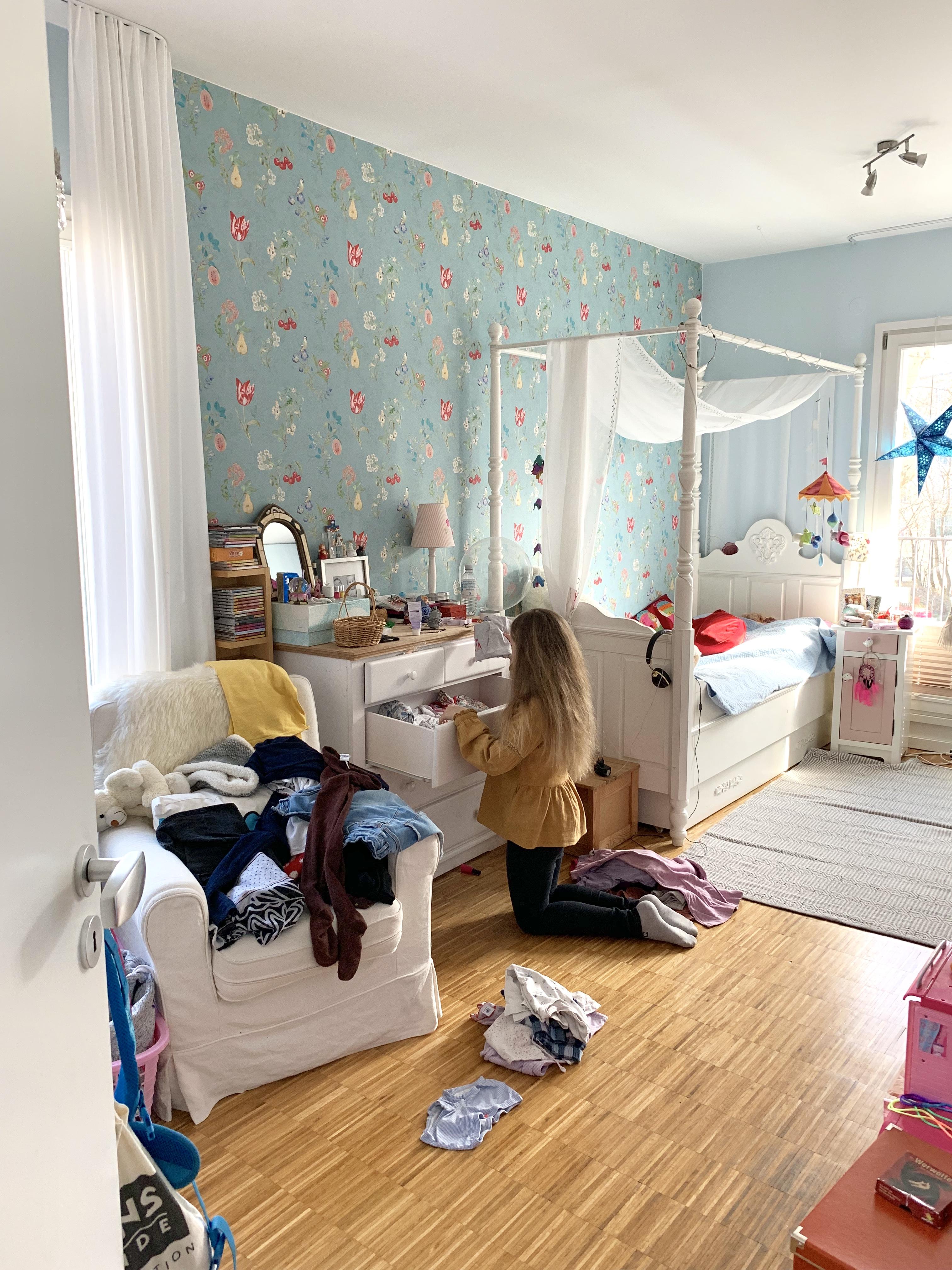 Zimmer aufräumen | berlinmittemom.com