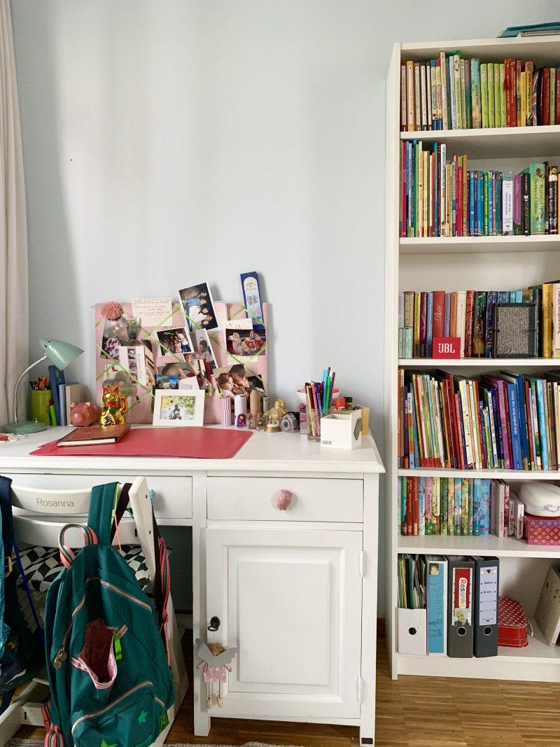 Mädchenzimmer: Schreibtisch | berlinmittemom.com