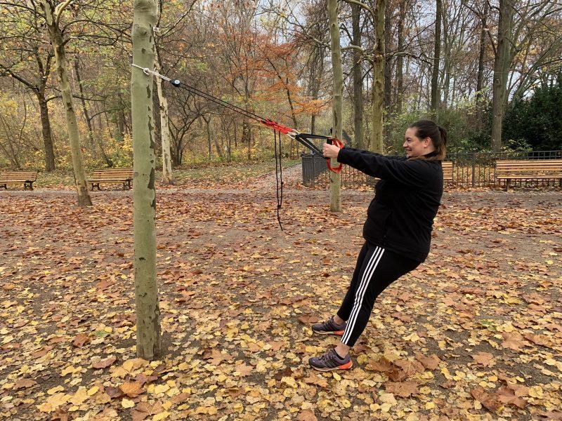 Training mit dem TRX Schlingentrainer | berlinmittemom.com