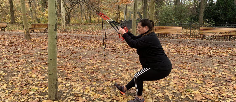 Fitnesskolumne: Ganzkörper- Übungen mit dem Sling-Trainer | Schwitzen & Schwätzen 5
