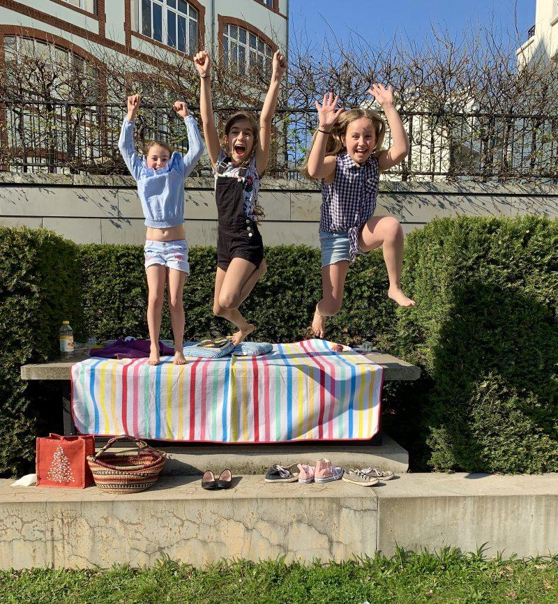 Wochenende in Bildern: Jump! | berlinmittemom.com
