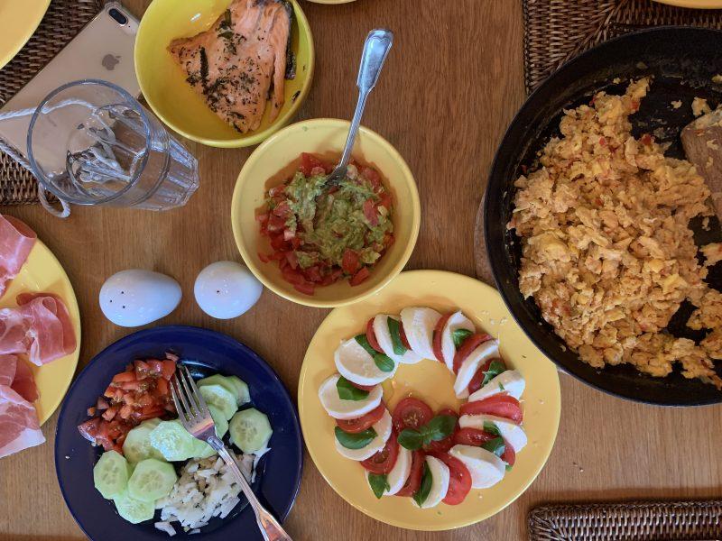 Wochenende in Bildern: Freundinnenfrühstück | berlinmittemom.com
