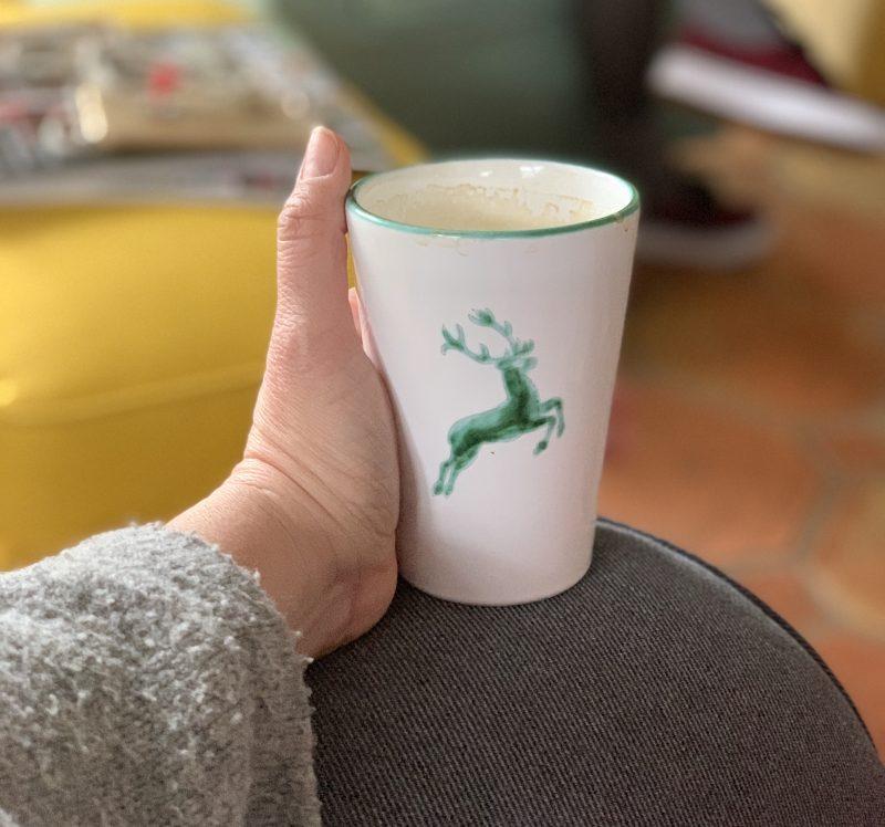 Kaffee am Kamin | berlinmittemom.com