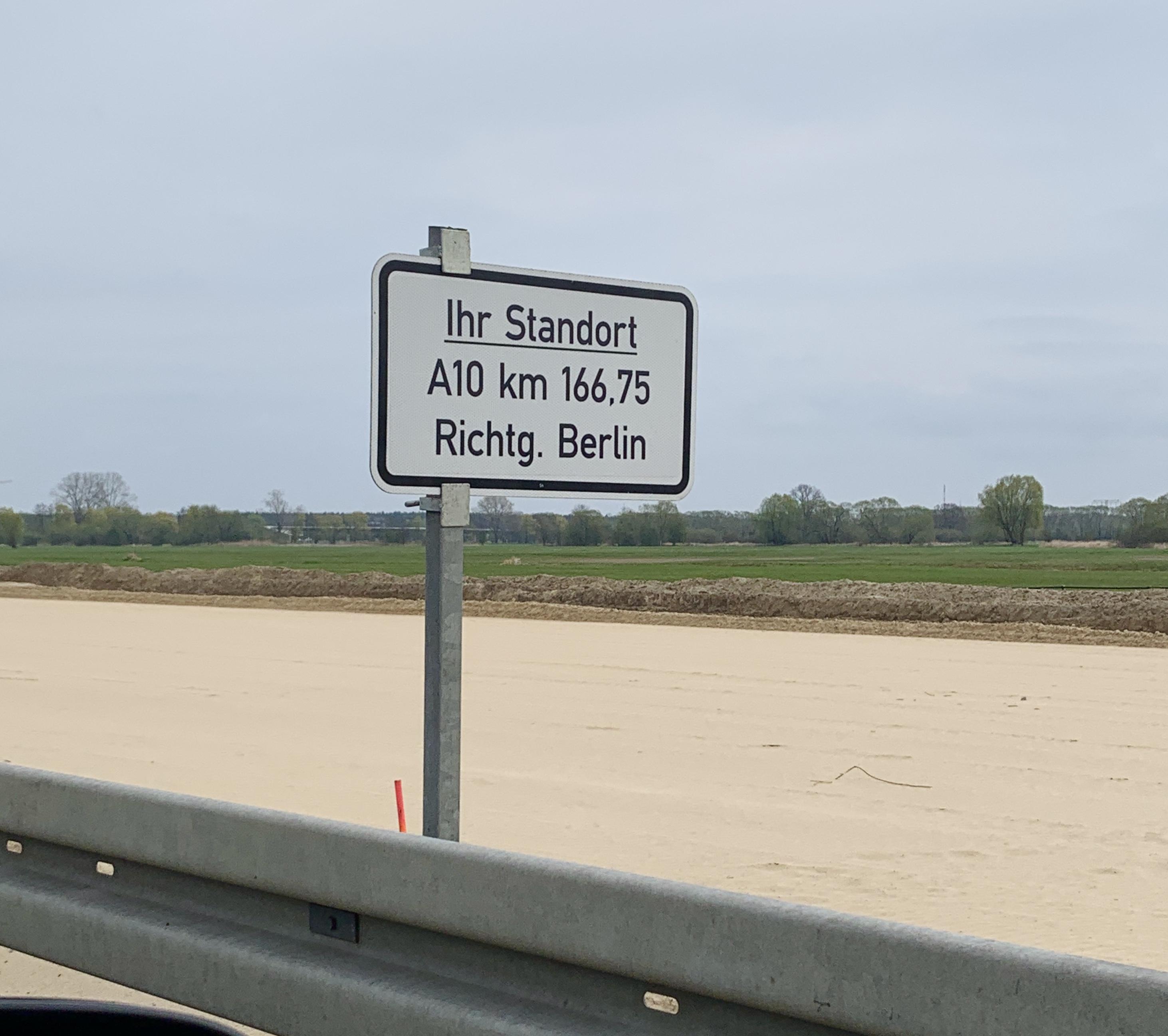 Wochenende in Bildern: Autobahn nach Berlin | berlinmittemom.com