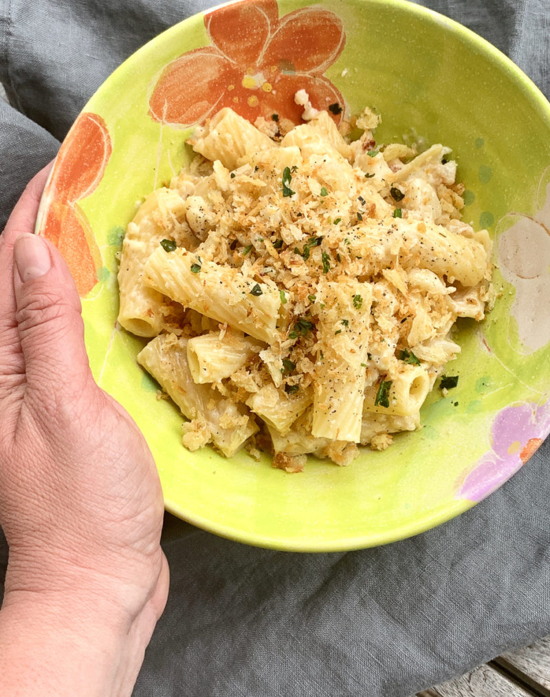 Vegetarische Pasta für die ganze Familie | berlinmittemom.com