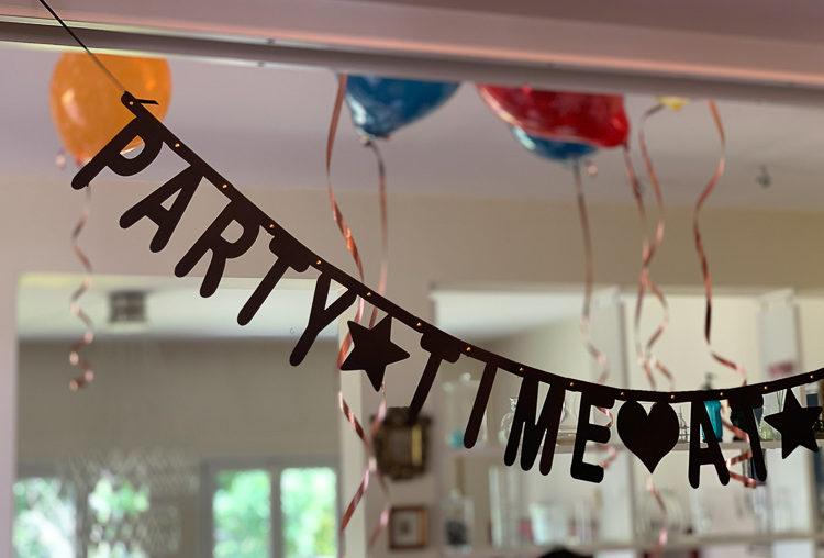 ESC-Party & Mädchengeburtstag | Wochenende in Bildern
