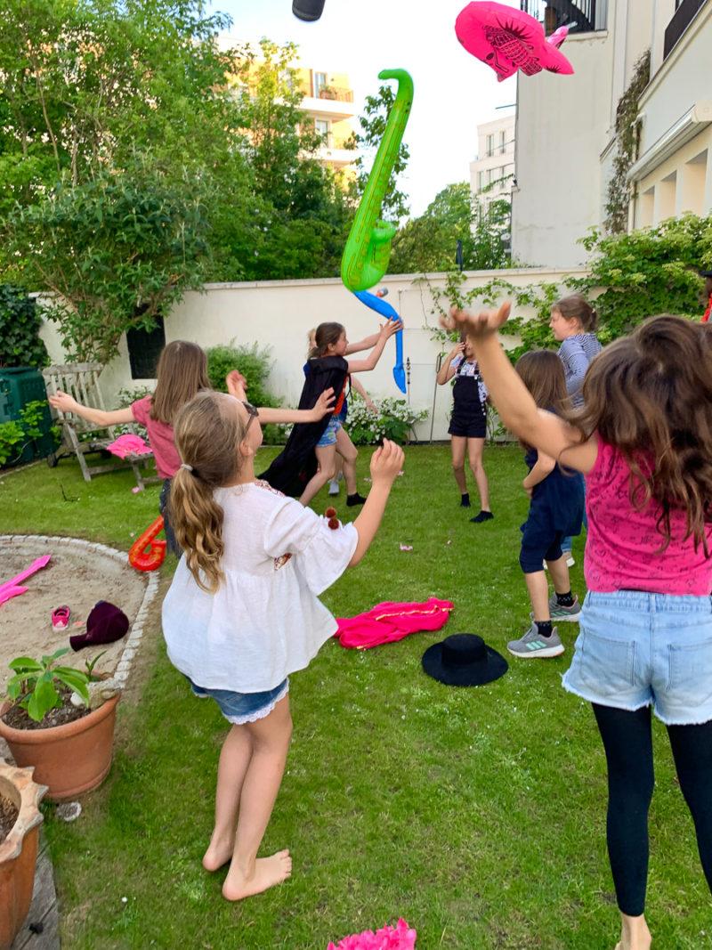 Tanzparty mit Kindern | berlinmittemom.com