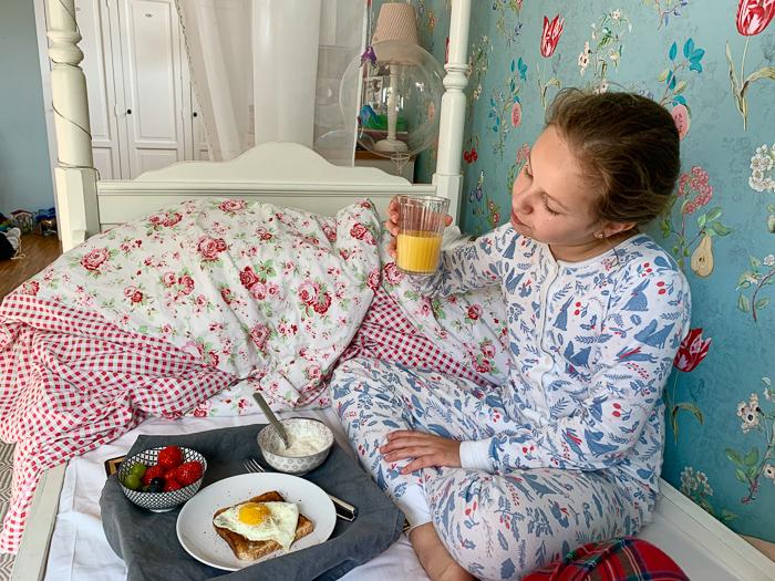 Frühstück im Bett | berlinmittemom.com