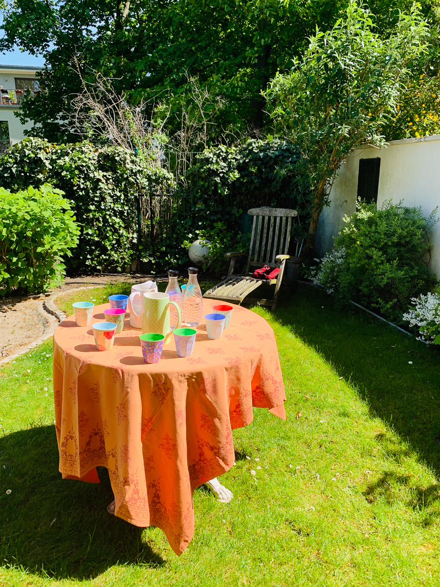 Kinderparty im Garten | berlinmittemom.com