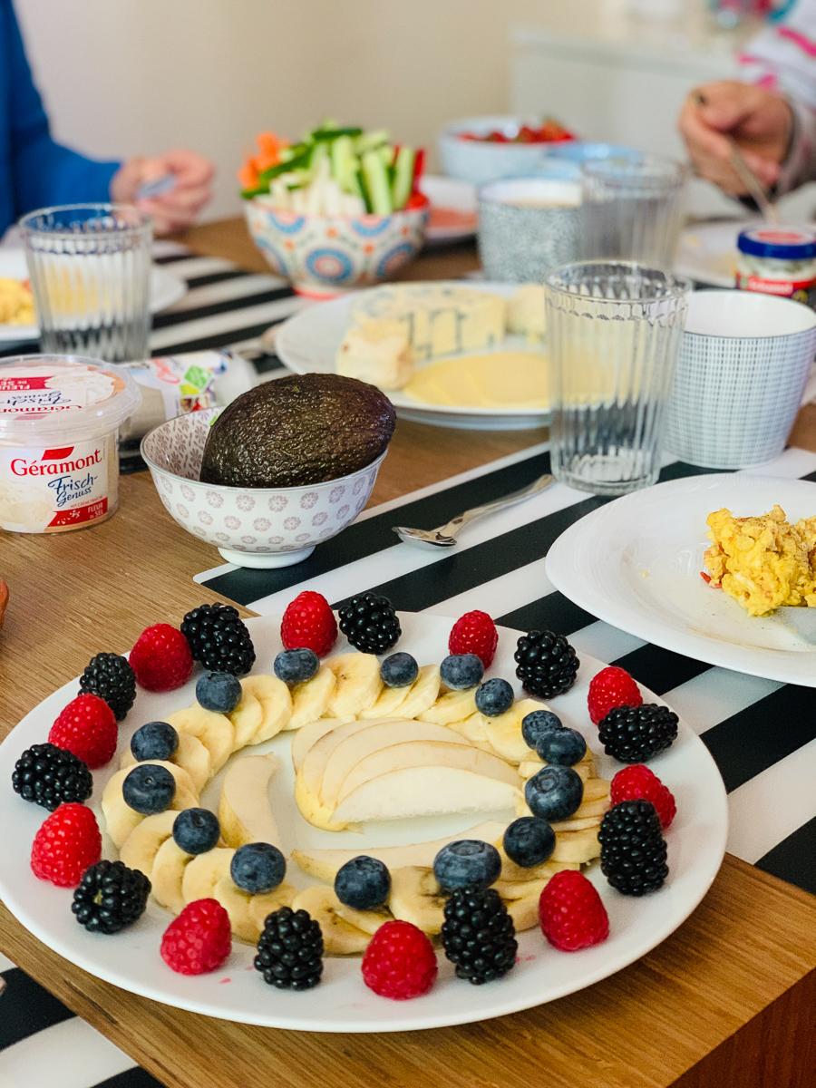 Wochenende in Bildern: Muttertagsfrühstück | berlinmittemom.com