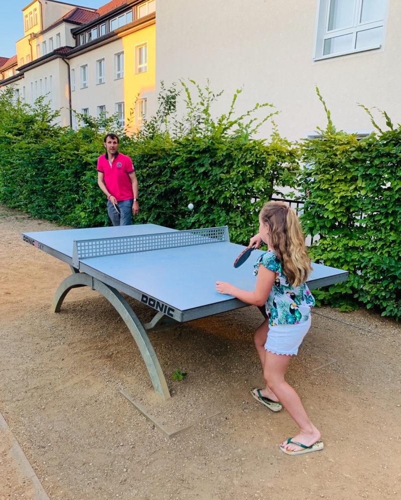Tischtennis spielen | berlinmittemom.com