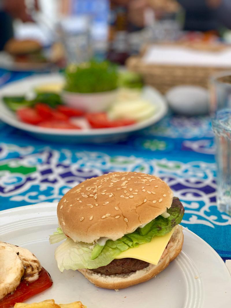 Burger BBQ | berlinmittemom.com