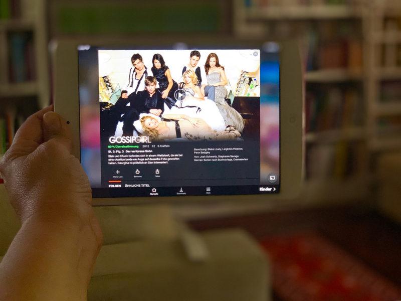 Gossip Girl - Lieblingsserien für Teenager auf Netflix | berlinmittemom.com