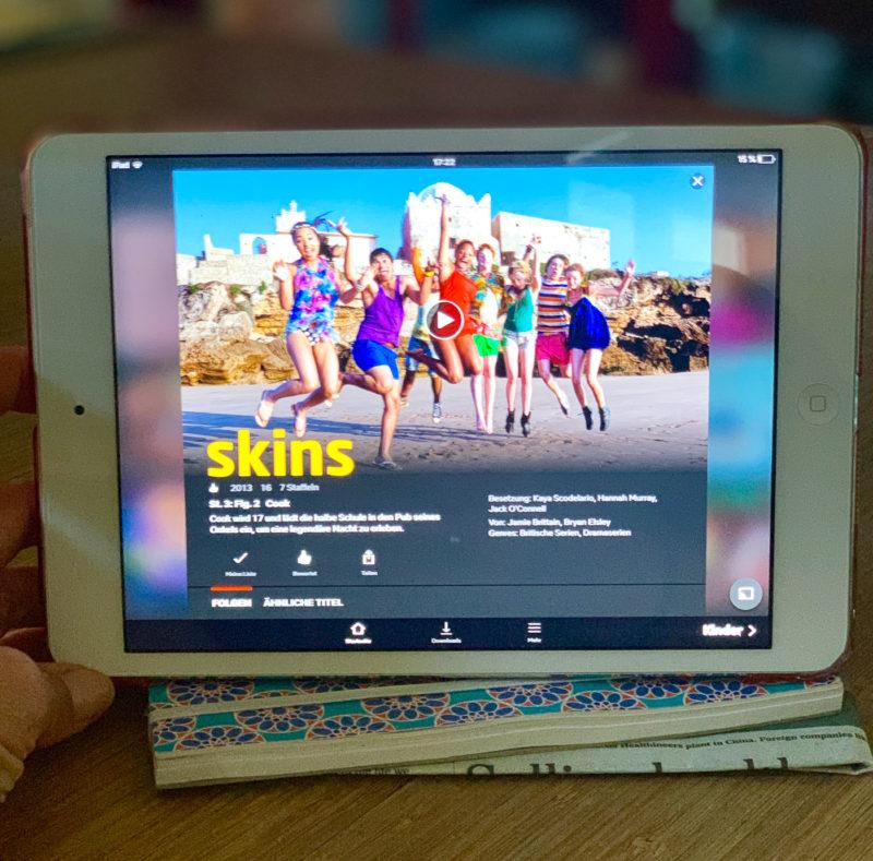 Skins - Lieblingsserien auf Netflix | berlinmittemom.com