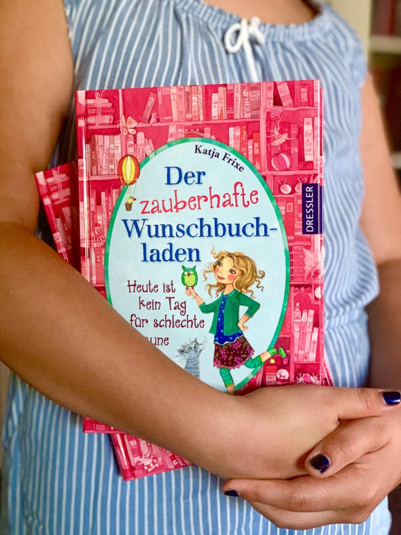 Der zauberhafte Wunschbuchladen | berlinmittemom.com