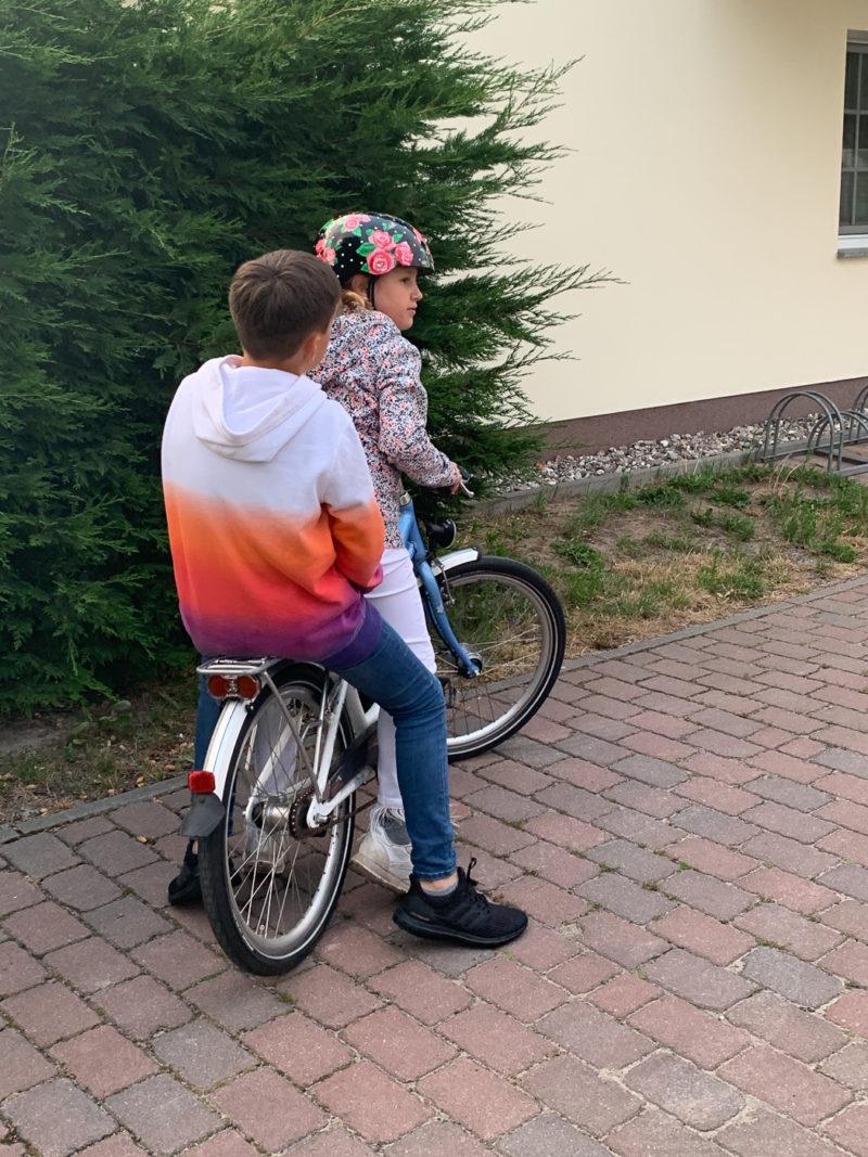 Wochenende in Bildern: Radtour | berlinmittemom.com
