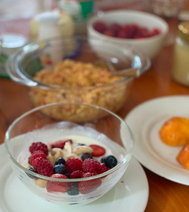 Sommerfrühstück | berlinmittemom.com
