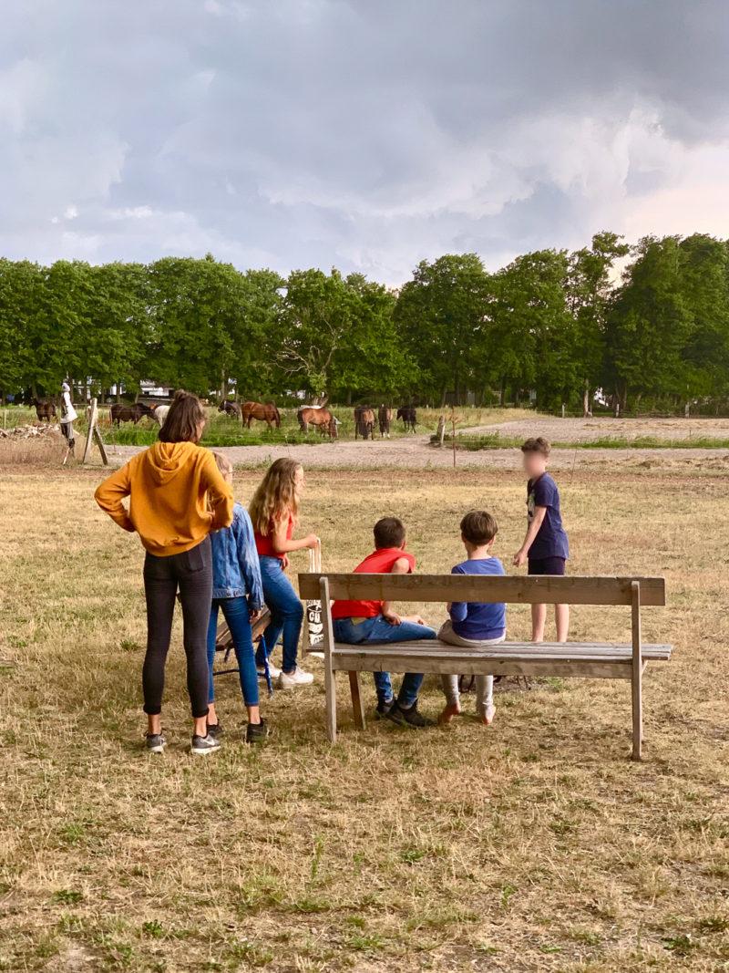 Kinder und Pferde | berlinmittemom.com