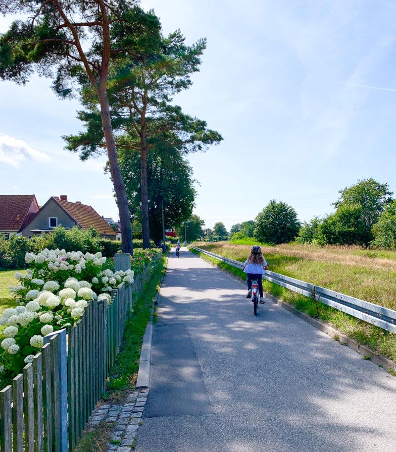 Fahrradtour auf dem Darß | berlinmittemom.com