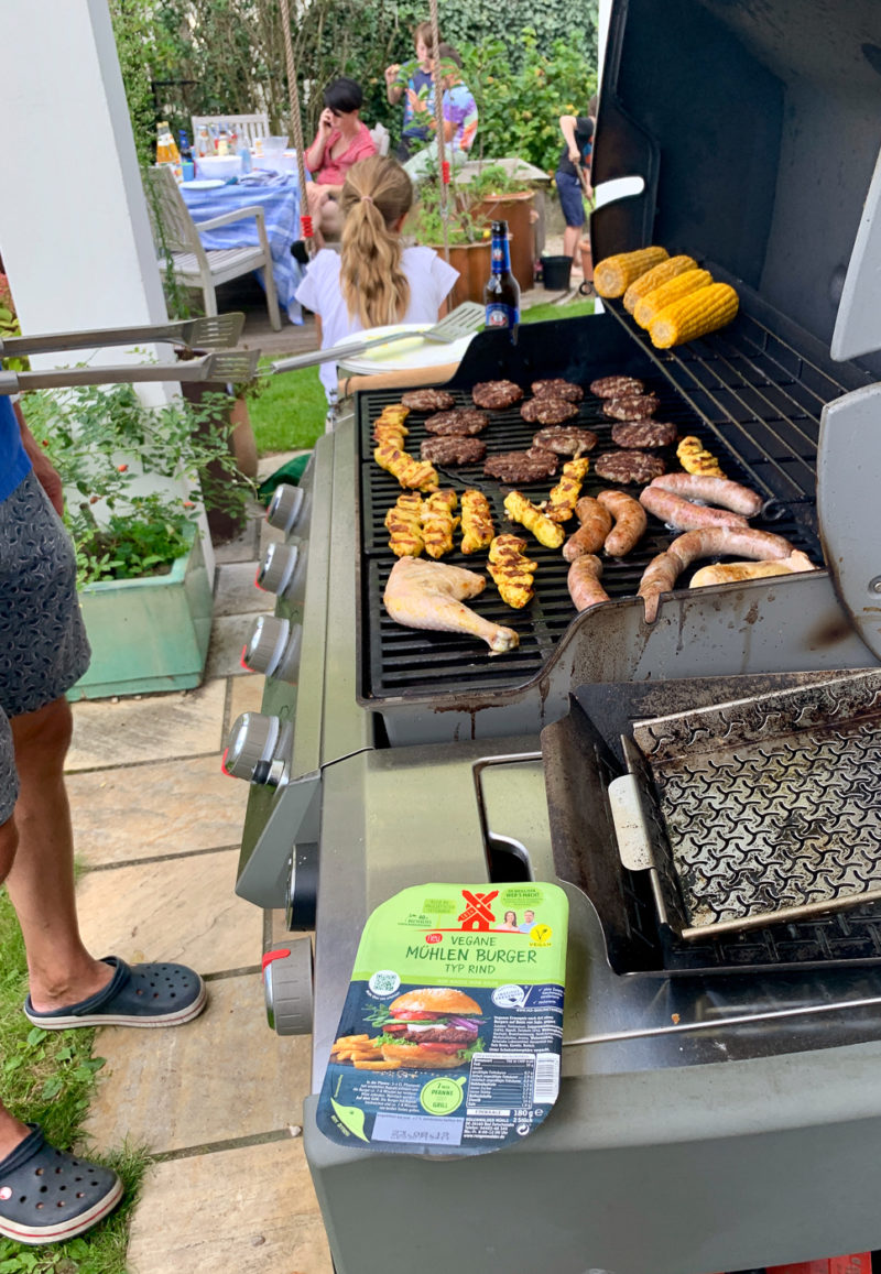 Wochenende in Bildern: Grillparty | berlinmittemom.com