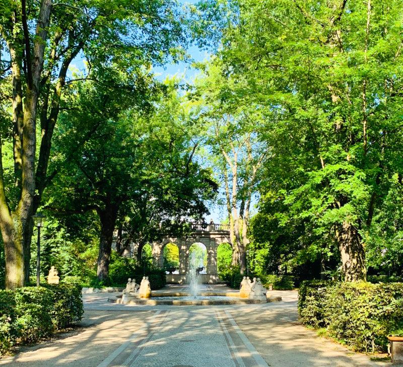 Märchenbrunnen Volkspark Friedrichshain | berlinmittemom.com