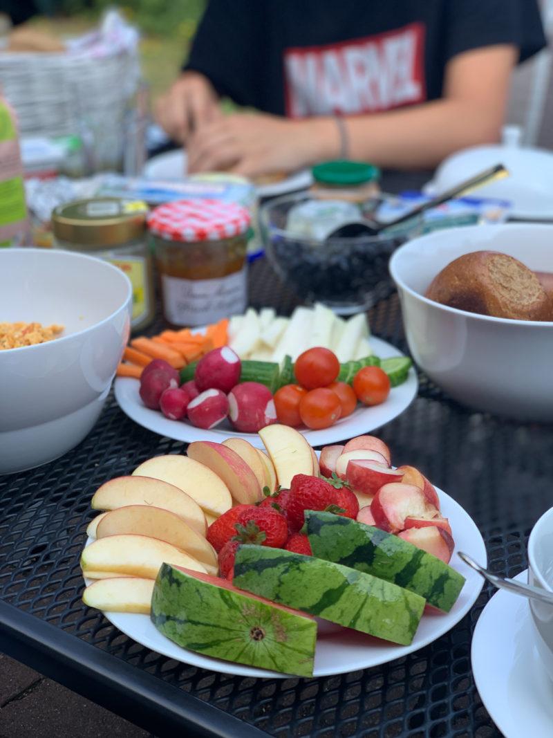 Wochenende in Bildern: Wochenendfrühstück | berlinmittemom.com