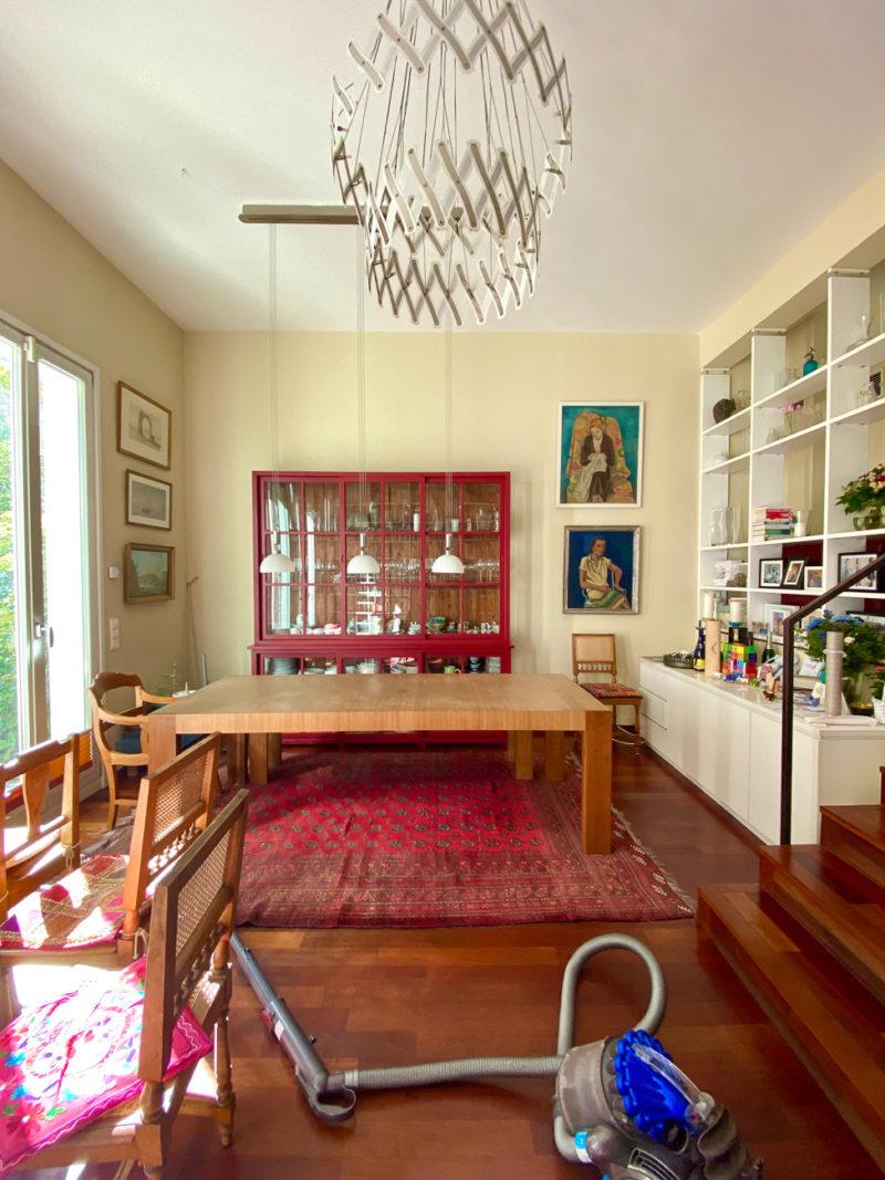 Wohnzimmer aufräumen | berlinmittemom.com