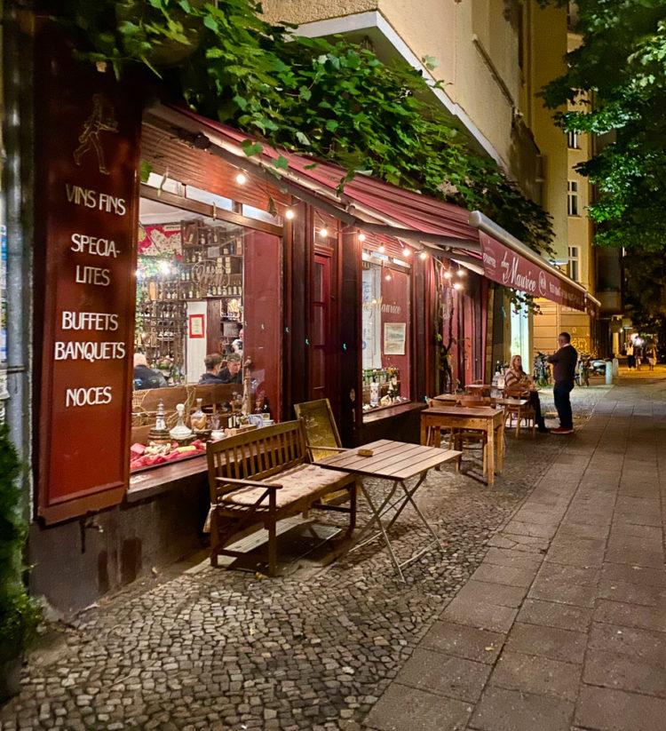 Chez Maurice, Brasserie | berlinmittemom.com