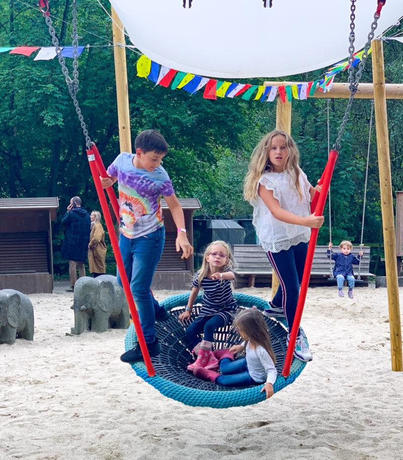 Spielplatz Auermühle Ratingen | berlinmittemom.com